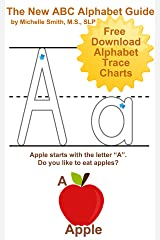 The New ABC Alphabet Guide (New Learning Series Book 1) Kindle Edition