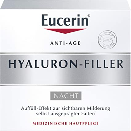 EUCERIN HYALURON ANTIARRUGAS NOCHE 50 ML