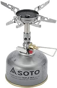 SOTO WindMaster w/Micro Regulator and 4Flex