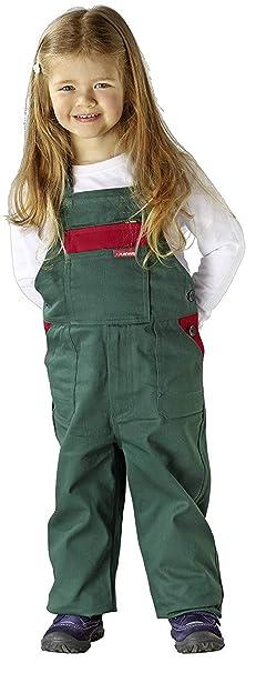 Planam Kinderlatzhose in Verschiedenen Farben, Kinder Arbeits-Latzhose