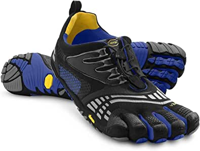 Vibram FiveFingers Komodo Sport Shoes - 11 - Black