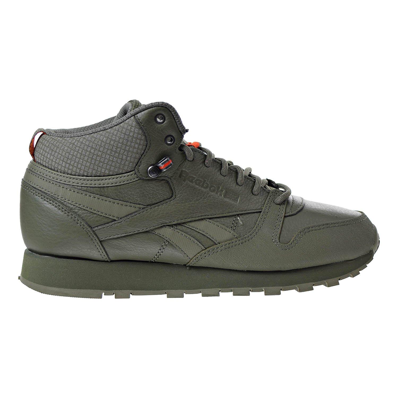 Reebok Zapatos De Cuero Clásico Para Hombre I1D5bSqMY