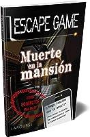 Escape Game. Muerte En La Mansión (Larousse -