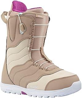 Amazon Com Burton Coco Snowboard Boots Black White Womens Sz 4