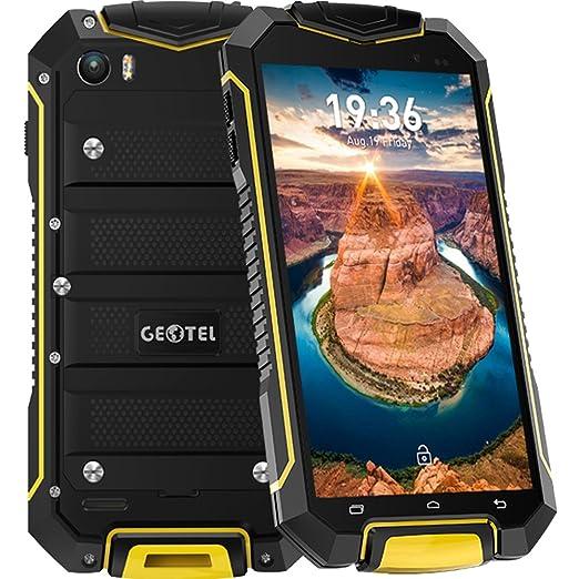 11 opinioni per Geotel A1 Tri-proof Smartphone 3G 4.5'' Android 7.0 ( MTK6580M Quad-core 1.3GHz,