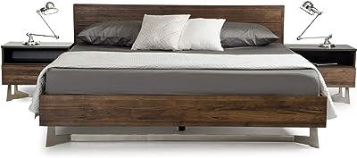 Amazon Com Dhp 4031059 Giada Sofa Bed Twin Brown