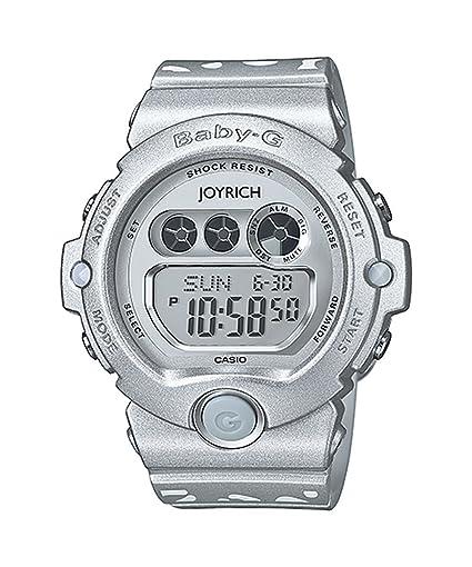 Casio Baby G Joyrich como se muestra en el reloj de cristal de zafiro resistente Digital BG6901JR-8CR: Amazon.es: Relojes