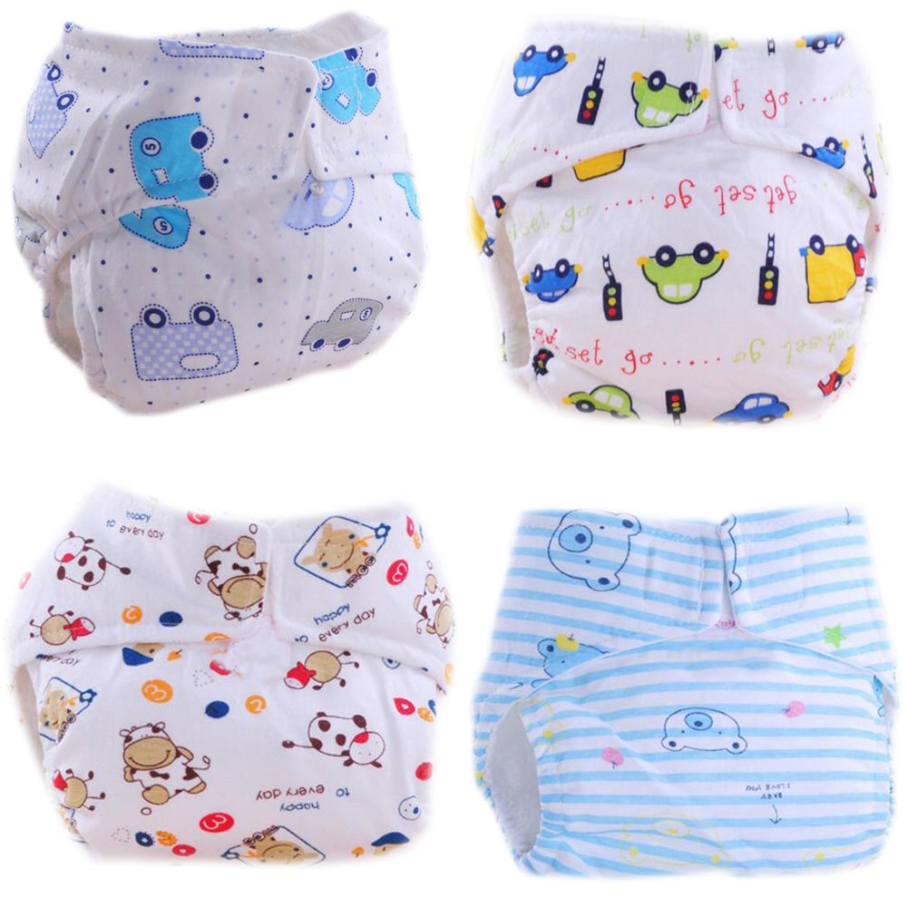 October Elf Unisex Baby Toddler Potty Training Pants Baby Toddler Cute Potty Training Pants Reusable