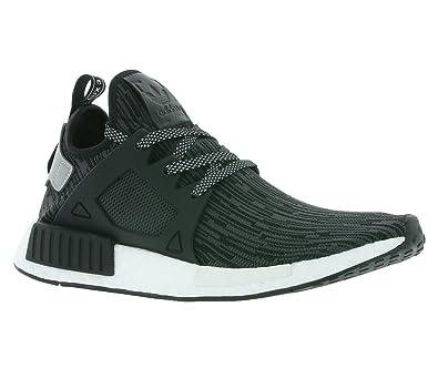 adidas Herren Schuhe Sneaker NMD XR1 Primeknit schwarz 40 23