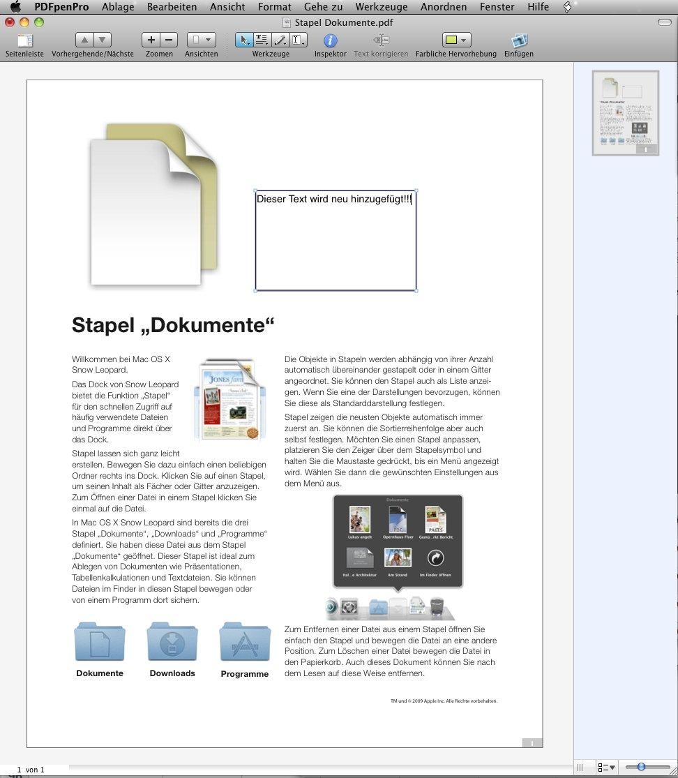 Compra SmileOnMyMac PDFpenPro 5