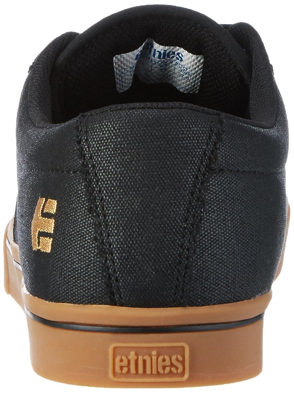 Etnies Jameson 2 Eco, Zapatillas para Hombre, Negro (Black/Bronze) 46 EU