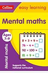 Mental Maths Ages 7-9: Prepare for school with easy home learning (Collins Easy Learning KS2) Kindle Edition