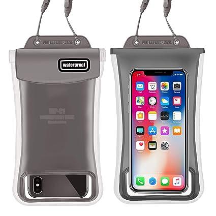 Amazon.com: Gihery - Funda impermeable para teléfono móvil ...