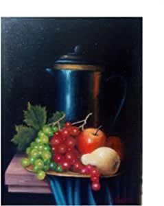 لوحة زيتية على قماش ، 2724631767573