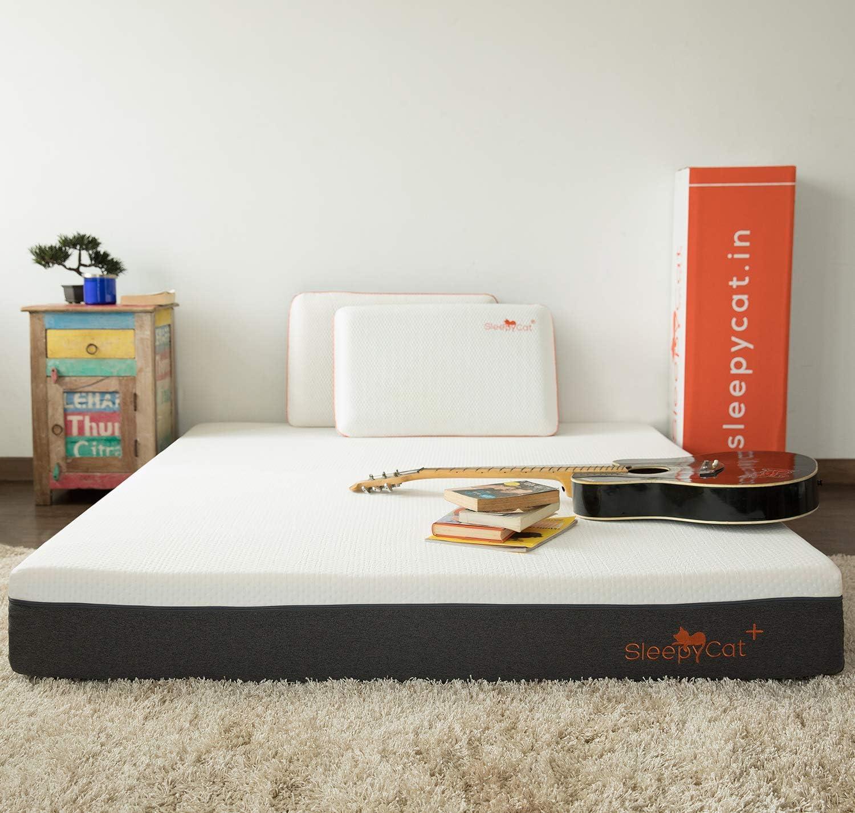 SleepyCat Plus - Orthopaedic Gel Memory Foam Mattress