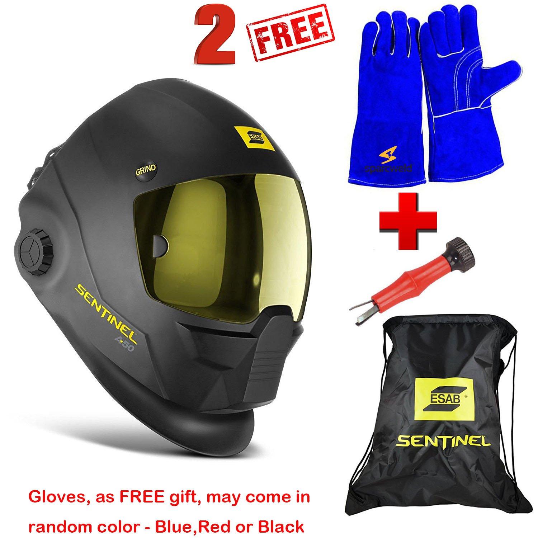 Esab SENTINEL A50 Auto Darkening Welding Helmet - BIG PROMO! - BUY ONE GET TWO GIFTS!
