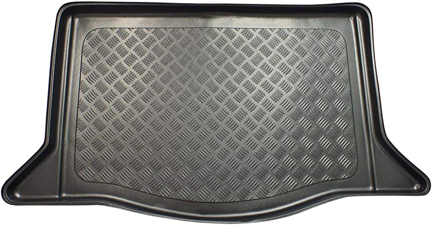08-15 Nomad Auto Tailored Fit Durable Black Boot Liner Tray Mat Protector for Honda Jazz