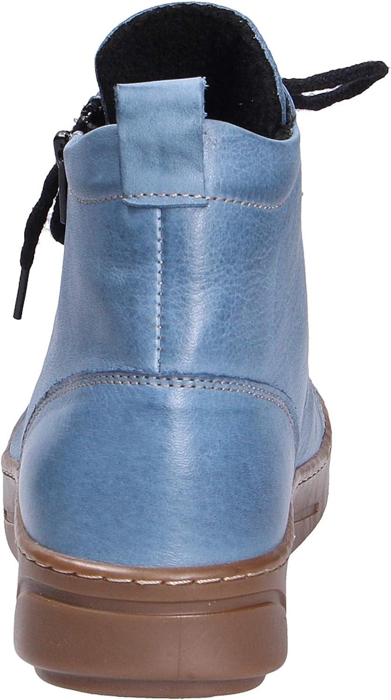 Gemini Femmes Chaussures /à Lacets Jeans Bleu, 31007-02-808 Jeans