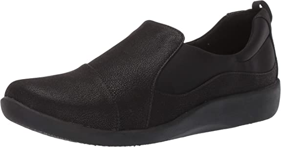 7. Clarks Women's CloudSteppers Sillian Paz Slip-On Loafer