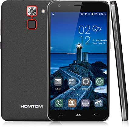 HOMTOM HT30 3G Smartphone - Android 6.0 (Screen 5.5