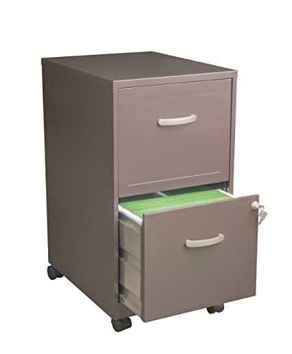 Space Solutions Letter Sized Mobile File Cabinet (22040)