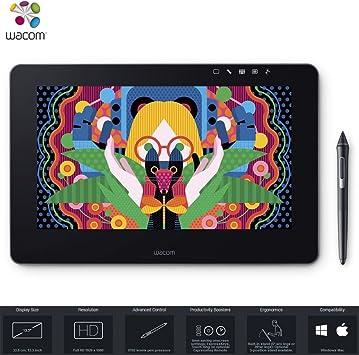 Amazon.com: Wacom cintiqu Pro 13 Tablet gráfica – dth1320 K0 ...