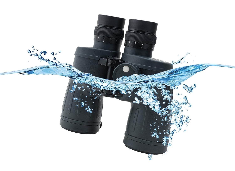Skyhawk 4600 7 x 50 mm – 防水海洋双眼鏡コンパス付き( Skyhawk 4600 7 x 50 mm – 防水海洋双眼鏡) B076PRPRQY