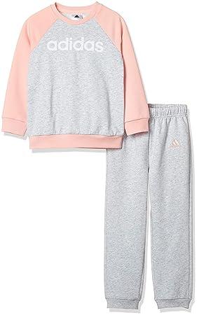 adidas Linear Jogger Fleece Sudadera y Pantalones 84d716885757
