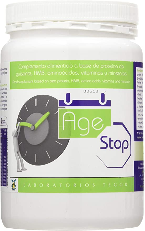 Tegor Age Stop - 350 gr: Amazon.es: Salud y cuidado personal