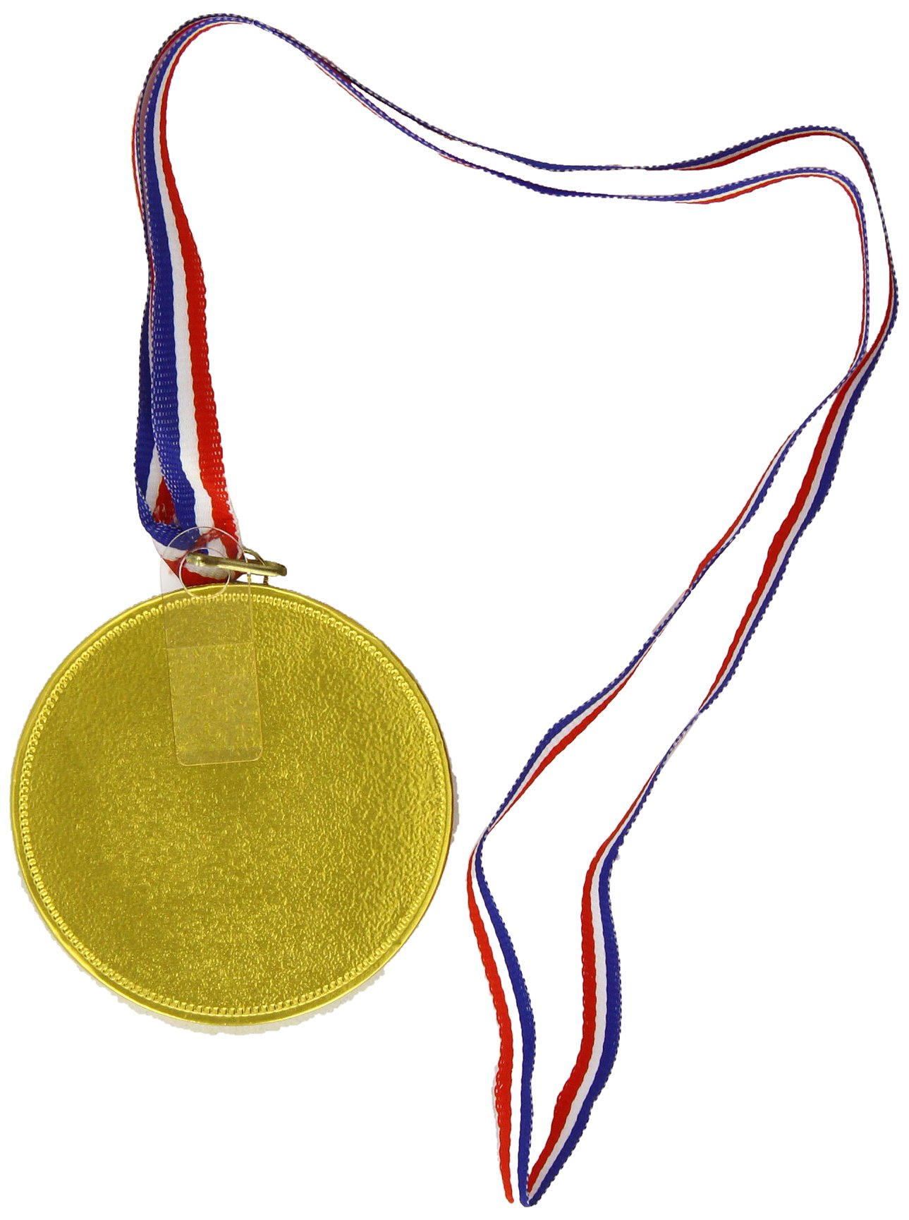 Milk Chocolate Foiled Medals (Pack of 10) by GroceryLand (Image #2)