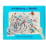 Art Making with MoMA: Action Painting Kit