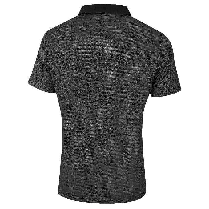 adidas Climachill Core Hather Polo Shirt Hombre: Amazon.es: Ropa y ...
