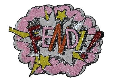 Amazon sequin patch pink fendi arts crafts sewing sequin patch pink fendi solutioingenieria Gallery