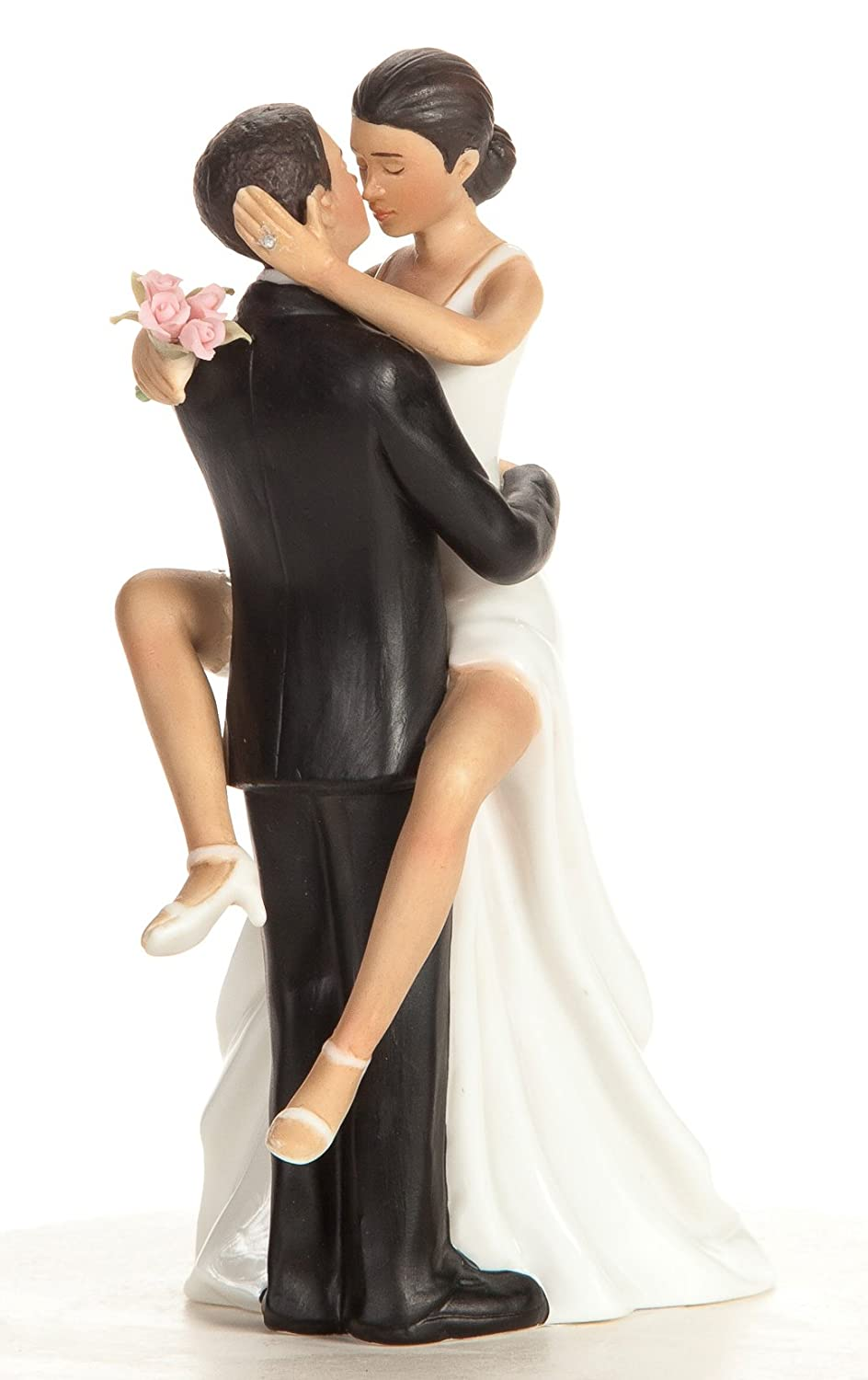 Amazon Wedding Collectibles Funny Sexy African American Cake Topper With Bride And Groom