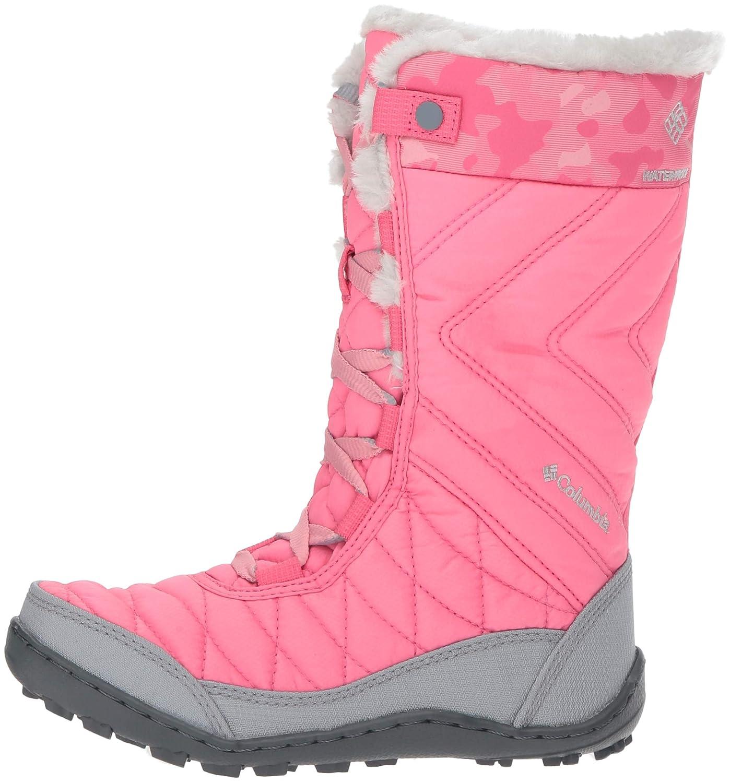 Columbia Kids Youth Minx Mid Iii Waterproof Omni-Heat Snow Boot