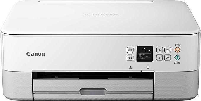 Canon PIXMA TS5351 Multifunctional Wifi Printer - White: Amazon.co.uk: Computers & Accessories
