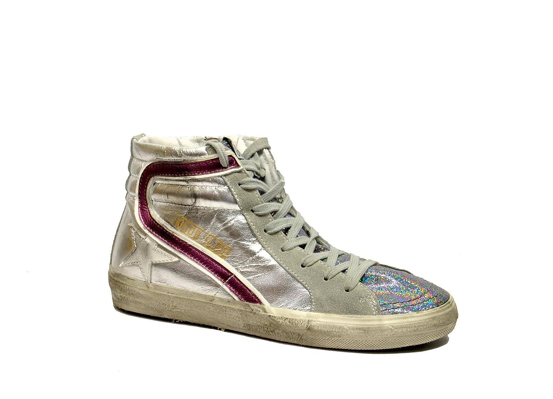 GOLDEN GOOSE Zapatillas de Piel Para Mujer 35