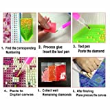 FlowerBeads DIY Diamond Embroidery Cross Stitch