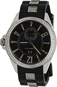 Christian Geen Analog Watch For Women - Plastic, Black - 4869Lbs-Wh
