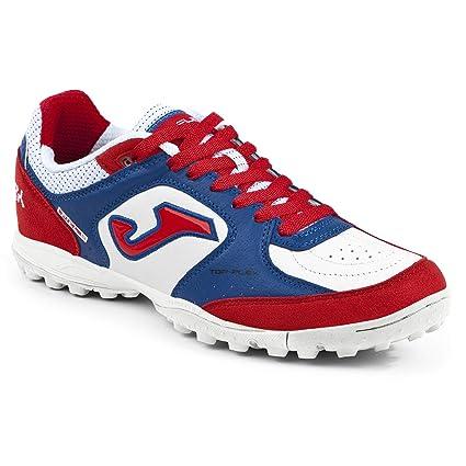 e62eb9c74 Amazon.com  MAG Joma Shoe Soccer TOP Flex TOPW 820 Turf White-RED ...