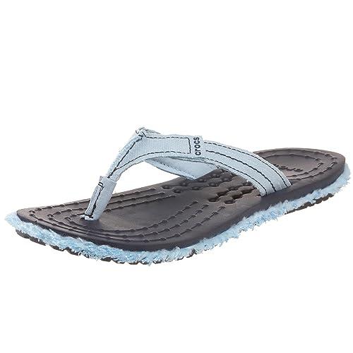 0f31dd386 crocs Unisex Melbourne Flip-Flop