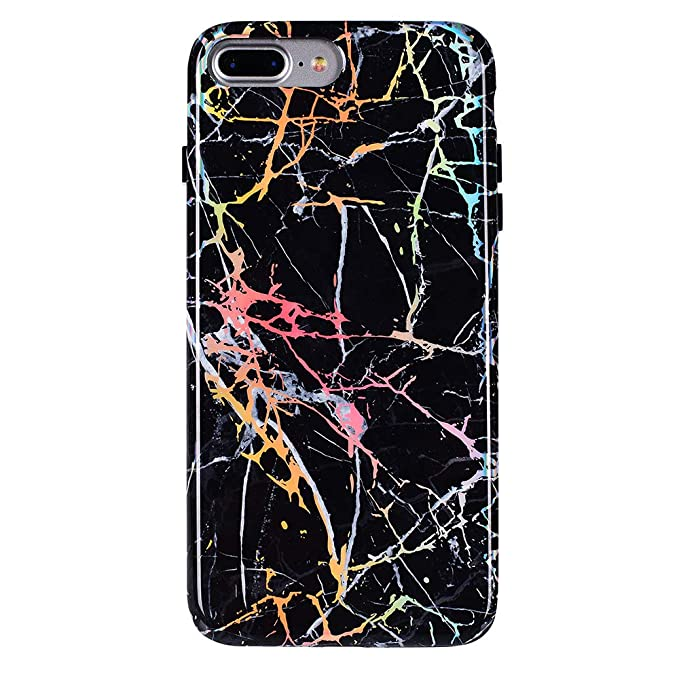 black marble iphone 8 case
