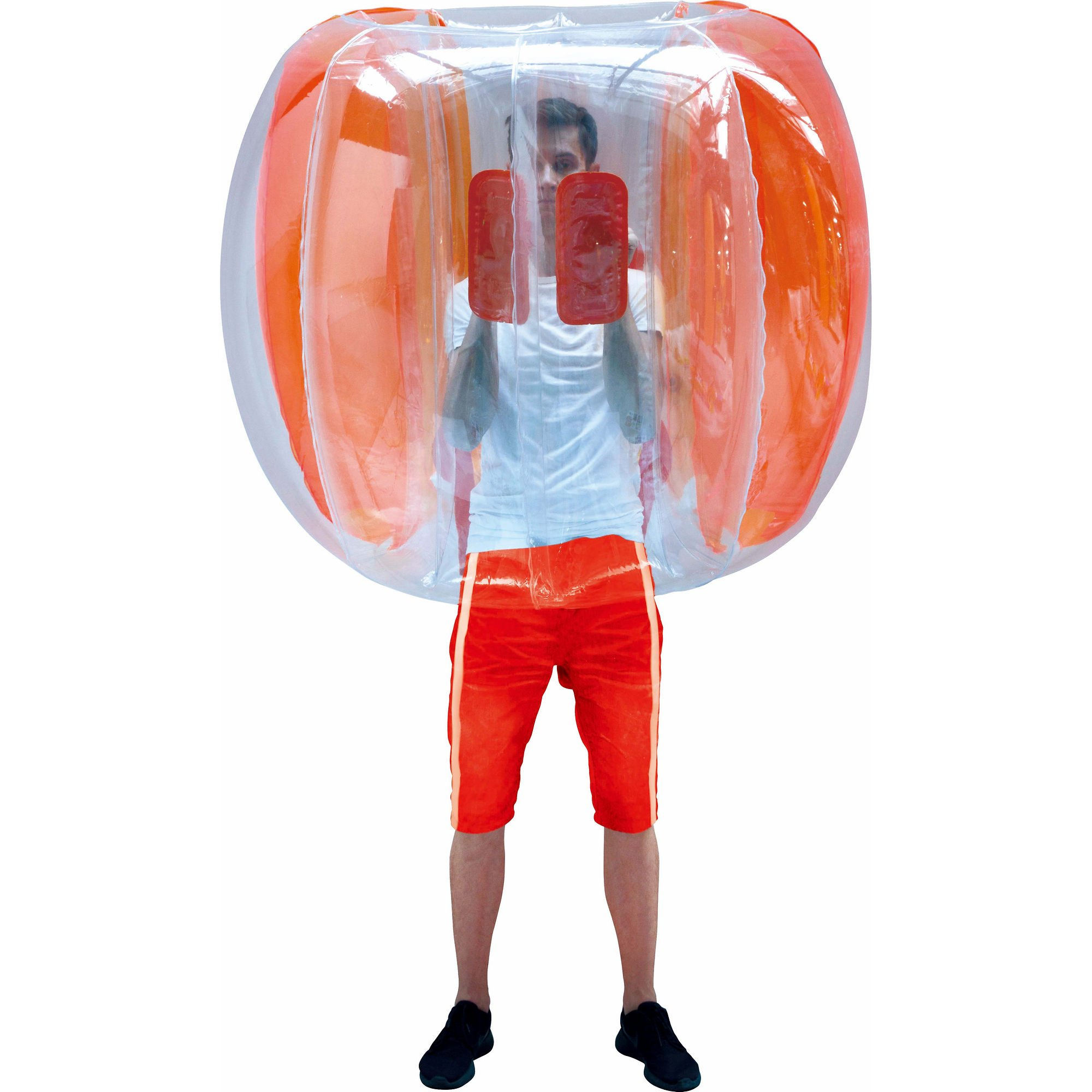 Zuru X-Shot Super Durable Human 4' Bubble Ball - Orange by Zuru (Image #2)