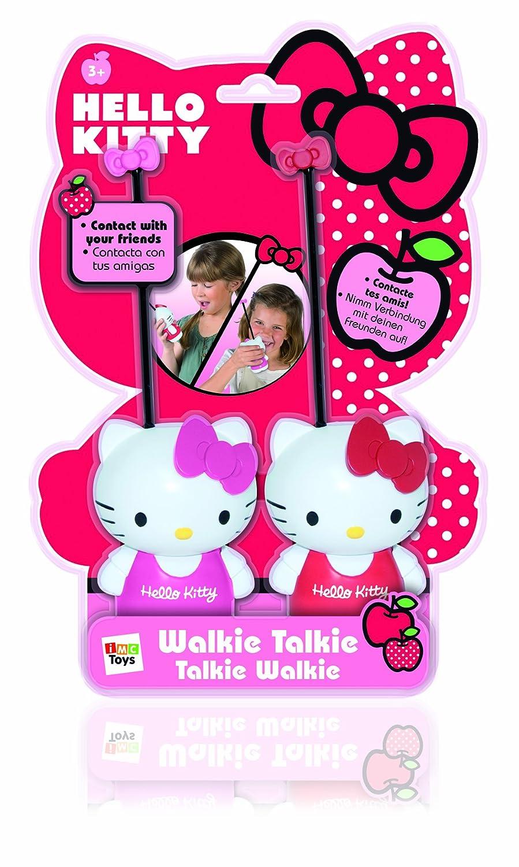 Hello Kitty 310650 - Walkie Talkie Face Neu