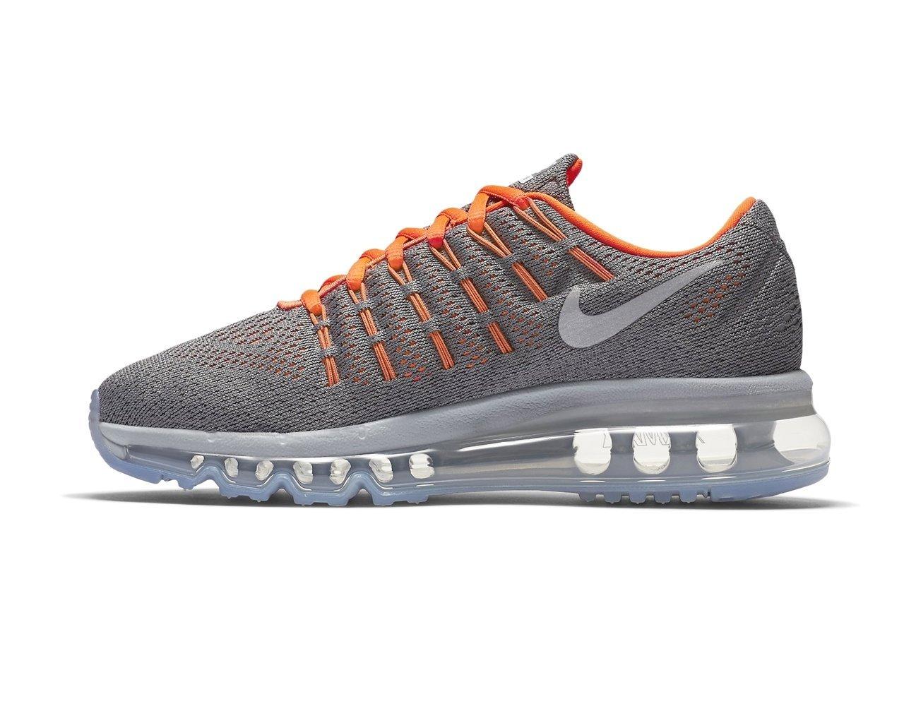 Nike Kids Air Max Max 2016 (GS) 2016 Running Grey Shoe Grey 194ae5e