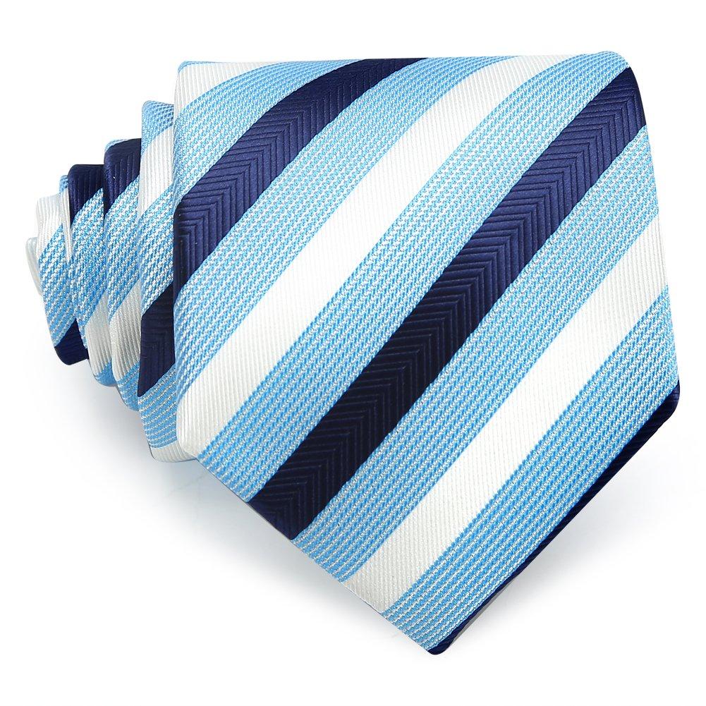 Zicac Krawatte Set Hochzeit Tie Business Schlips Klassischer