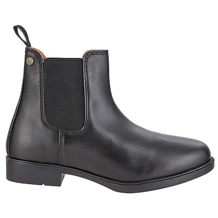 Chelsea Boot » Jodhpur Classic « Cómodo Botines zapato de piel de vacuno | – Guantes
