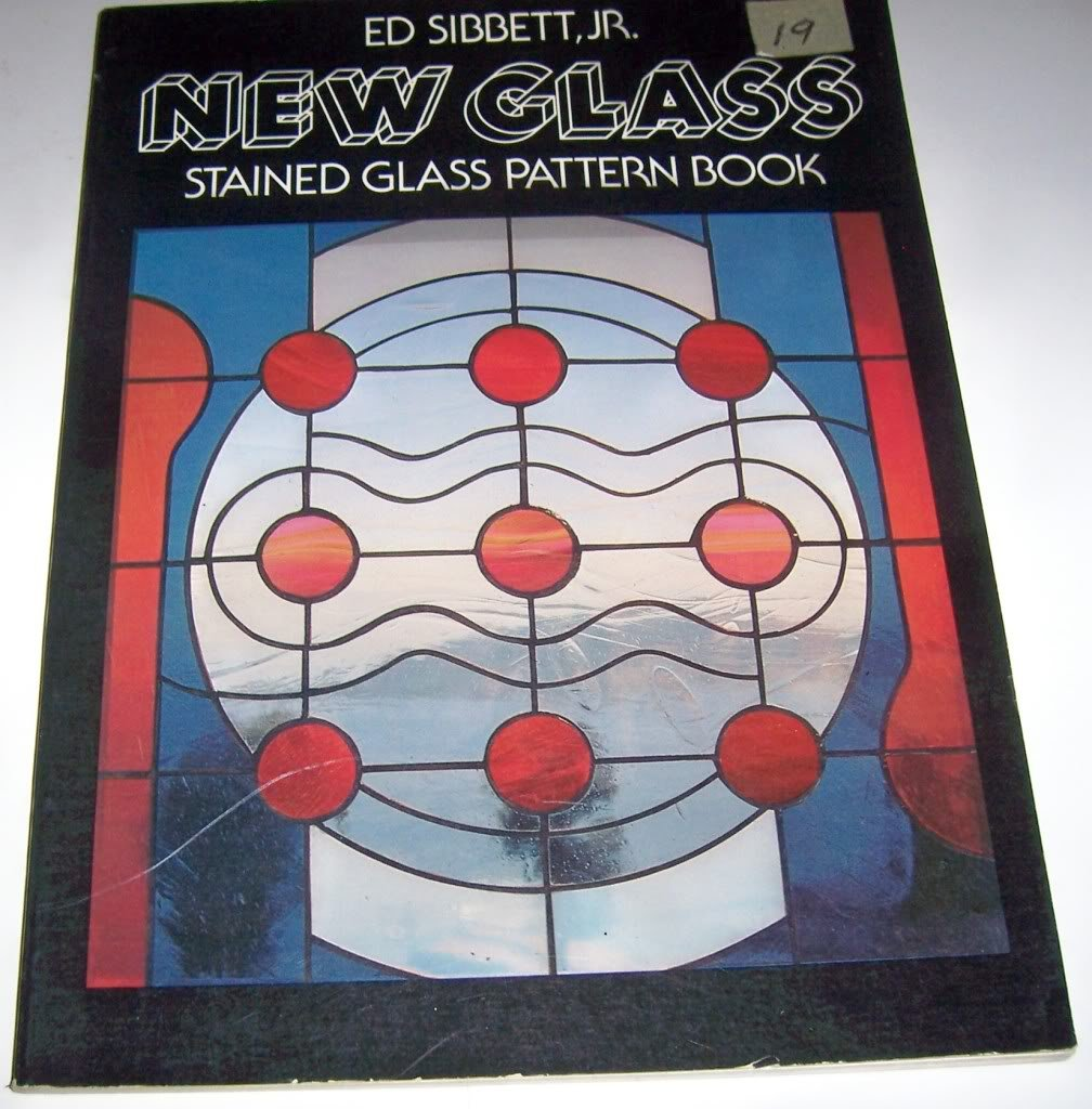 New Glass Stained Glass Patterns