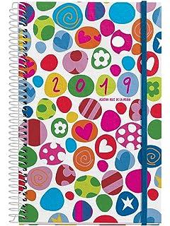 Agatha Ruiz de la Prada 363069 - Agenda anual día página ...