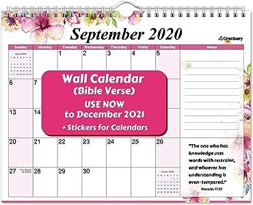 Christian Calendar 2022.2022 Calendar Todays Word 2021 Devotional Calendar